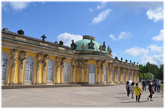 サンスーシ宮殿の画像 p1_6