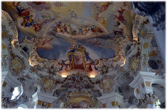 ヴィースの巡礼教会の画像 p1_11
